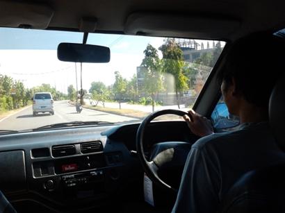 Ceritanya Driver Pribadii.