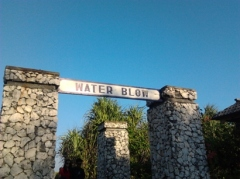 Welcome Water Blow Nusa Dua.....