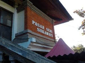 Pasar Seni Sukawati Gianyar