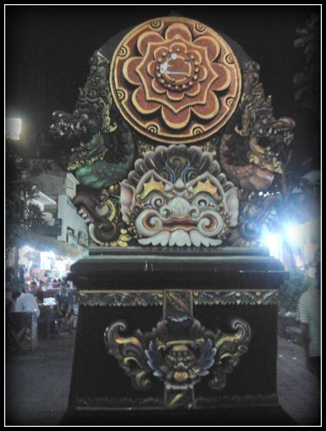Pintu masuk festival denpasar
