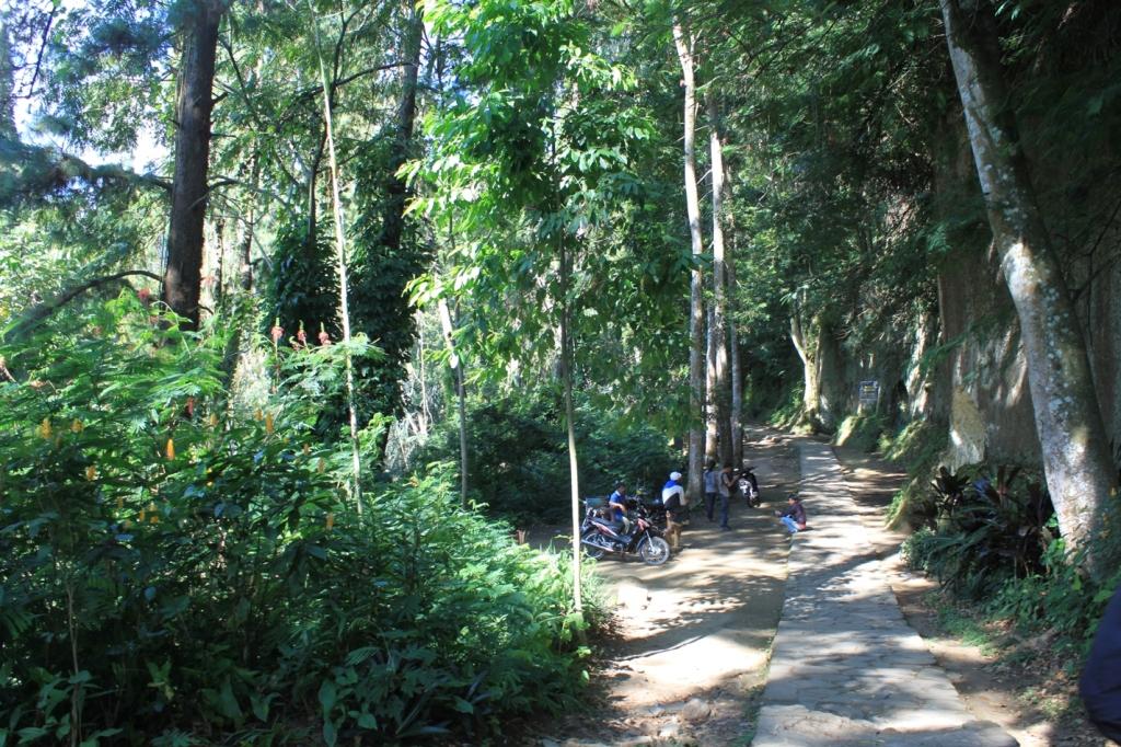 Suasana Menuju Kawasan Goa Belanda