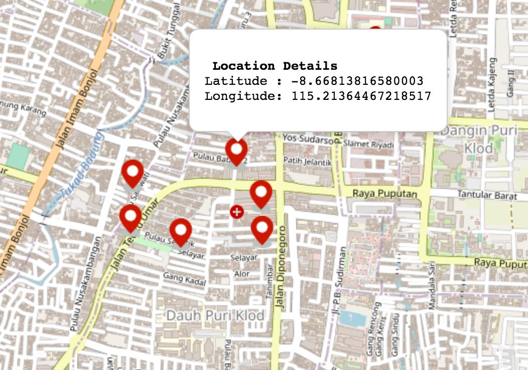 Tutorial OpenStreetMap Javascript